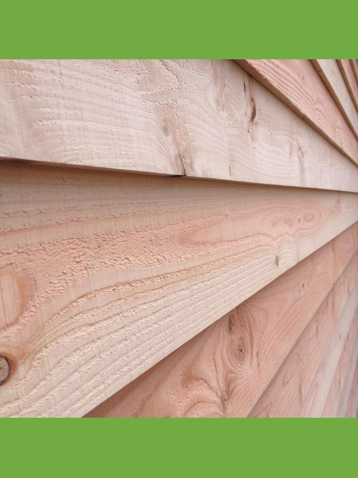 Detail Douglaswand